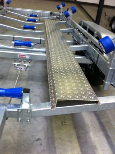 Aluminiumgangway: 3 Meter